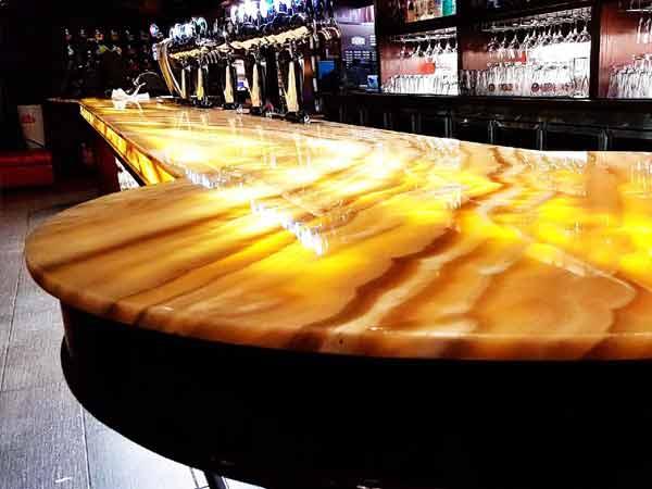 Onyx Bar Top