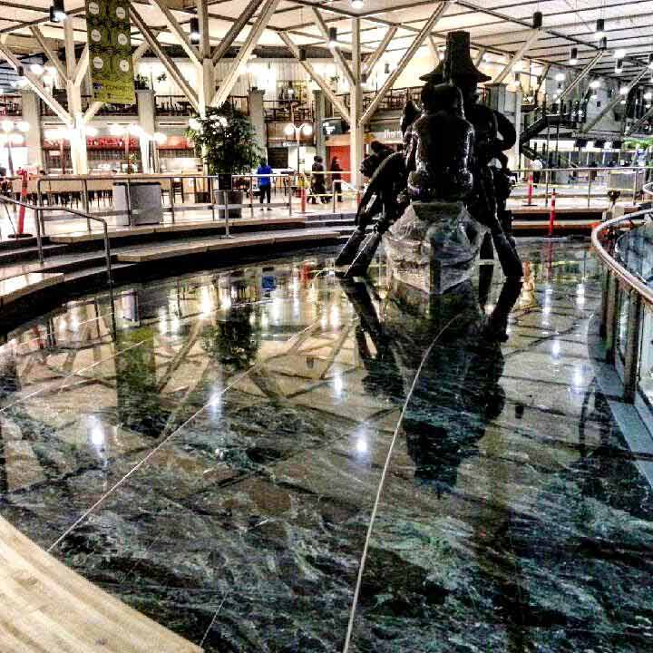 Vancouver International Airport Blackstone Marble Care